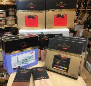 Chocolats - Vin et Terroir