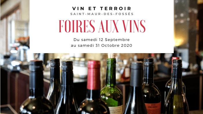 Foire aux Vins à Saint-Maur-des-Fossés