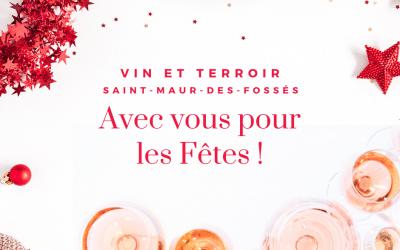 Vin & Terroir avec vous !